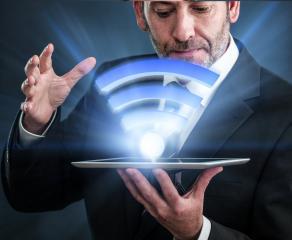 Li-Fi High Speed Wireless connection- Stock Photo or Stock Video of rcfotostock | RC-Photo-Stock