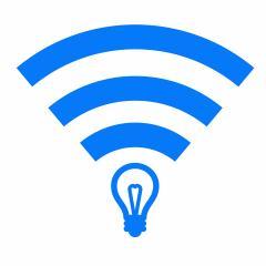 Li-Fi Icon- Stock Photo or Stock Video of rcfotostock | RC-Photo-Stock