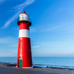 lighthouse at the ocean- Stock Photo or Stock Video of rcfotostock | RC-Photo-Stock