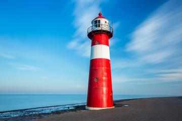 lighthouse at westkapelle- Stock Photo or Stock Video of rcfotostock | RC-Photo-Stock