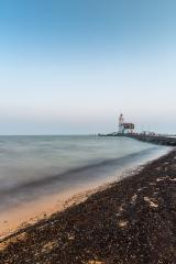 Lighthouse in Marken on the beach : Stock Photo or Stock Video Download rcfotostock photos, images and assets rcfotostock | RC-Photo-Stock.: