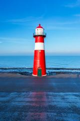lighthouse westkapelle at the ocean- Stock Photo or Stock Video of rcfotostock | RC-Photo-Stock