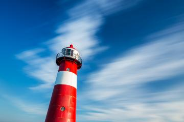lighthouse with cloudy sky- Stock Photo or Stock Video of rcfotostock | RC-Photo-Stock