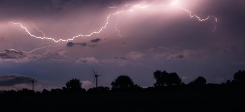 Lightning at the sky : Stock Photo or Stock Video Download rcfotostock photos, images and assets rcfotostock | RC-Photo-Stock.: