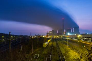 Lignite Power Plant in germany- Stock Photo or Stock Video of rcfotostock | RC-Photo-Stock