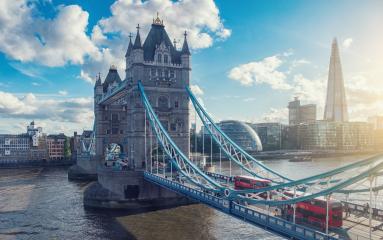 London skyline with Tower Bridge - Stock Photo or Stock Video of rcfotostock | RC-Photo-Stock