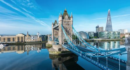 London Tower Bridge with skyline- Stock Photo or Stock Video of rcfotostock | RC-Photo-Stock