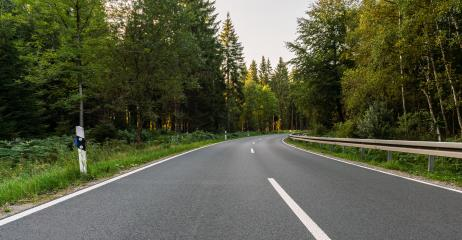 Long Curvy Forest Road In Alpine Mountains- Stock Photo or Stock Video of rcfotostock | RC-Photo-Stock