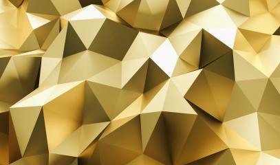 luxury gold Low-poly Background- Stock Photo or Stock Video of rcfotostock | RC-Photo-Stock
