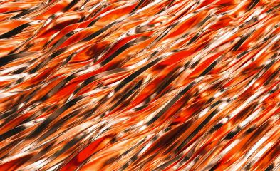 Luxury wavy copper background. 3d illustration, 3d rendering.- Stock Photo or Stock Video of rcfotostock | RC-Photo-Stock