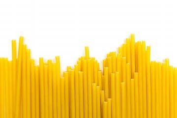 macaroni pasta noodels on white- Stock Photo or Stock Video of rcfotostock | RC-Photo-Stock