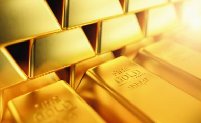 Macro view of rows of gold bars - Stock Photo or Stock Video of rcfotostock | RC-Photo-Stock