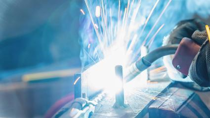 Man Welding steel- Stock Photo or Stock Video of rcfotostock | RC-Photo-Stock