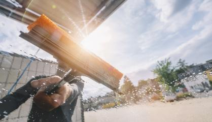 Manual car wash with squeegee- Stock Photo or Stock Video of rcfotostock | RC-Photo-Stock