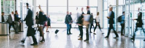 Many anonymous hectic people in the pedestrian area of a city : Stock Photo or Stock Video Download rcfotostock photos, images and assets rcfotostock | RC-Photo-Stock.: