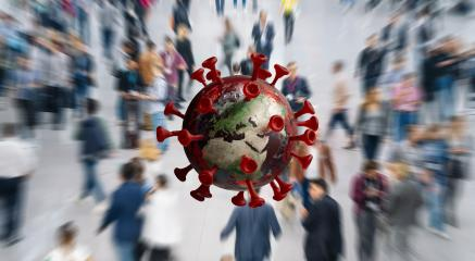 Many anonymous people in the world become infected with coronavirus : Stock Photo or Stock Video Download rcfotostock photos, images and assets rcfotostock | RC-Photo-Stock.: