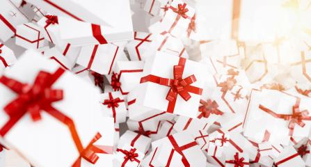 many Christmas red gift box  : Stock Photo or Stock Video Download rcfotostock photos, images and assets rcfotostock | RC-Photo-Stock.: