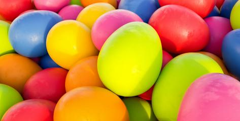 many Colorful easter eggs - 3D Rendering Illustration : Stock Photo or Stock Video Download rcfotostock photos, images and assets rcfotostock | RC-Photo-Stock.: