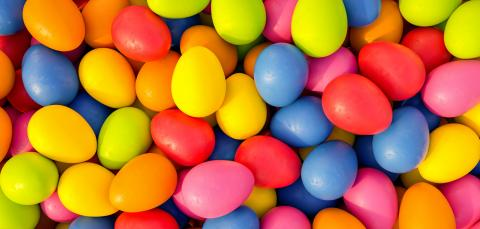 many Colorful easter eggs background - 3D Rendering Illustration : Stock Photo or Stock Video Download rcfotostock photos, images and assets rcfotostock | RC-Photo-Stock.: