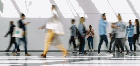 Many hectic people in pedestrian area of a city  : Stock Photo or Stock Video Download rcfotostock photos, images and assets rcfotostock | RC-Photo-Stock.: