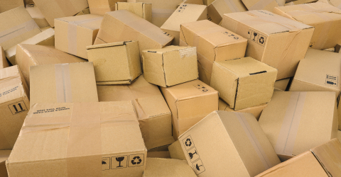 Many packaging and cartons as a delivery and mail order concept image : Stock Photo or Stock Video Download rcfotostock photos, images and assets rcfotostock | RC-Photo-Stock.: