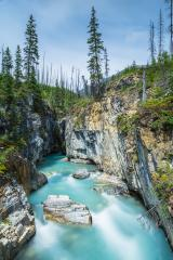 Marble Canyon Vermilion River Canada  : Stock Photo or Stock Video Download rcfotostock photos, images and assets rcfotostock | RC-Photo-Stock.: