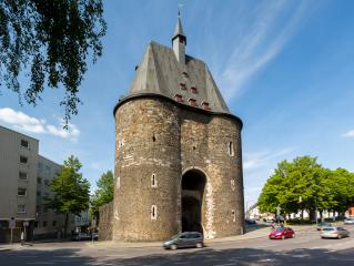 march city gate  at aachen in germany- Stock Photo or Stock Video of rcfotostock | RC-Photo-Stock