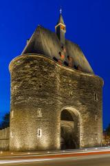 marchgate in aachen at night- Stock Photo or Stock Video of rcfotostock | RC-Photo-Stock