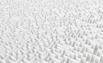 maze in top view - 3d rendering  : Stock Photo or Stock Video Download rcfotostock photos, images and assets rcfotostock | RC-Photo-Stock.: