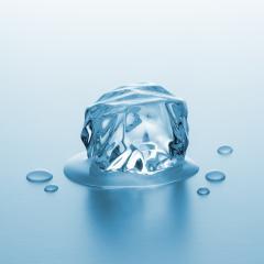 melting ice rock- Stock Photo or Stock Video of rcfotostock | RC-Photo-Stock