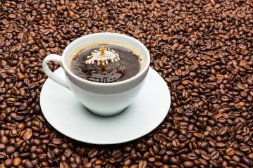 milk drop of coffee impact- Stock Photo or Stock Video of rcfotostock | RC-Photo-Stock