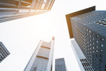 modern business skyscrapers view : Stock Photo or Stock Video Download rcfotostock photos, images and assets rcfotostock | RC-Photo-Stock.: