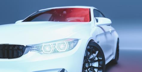 Modern sports car are in the studio room- Stock Photo or Stock Video of rcfotostock | RC-Photo-Stock