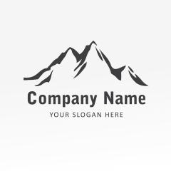 Mountain Logo template vector icon illustration design : Stock Photo or Stock Video Download rcfotostock photos, images and assets rcfotostock | RC-Photo-Stock.: