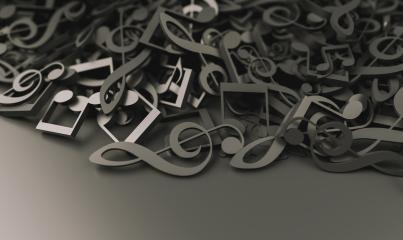 Music note design element- Stock Photo or Stock Video of rcfotostock | RC-Photo-Stock