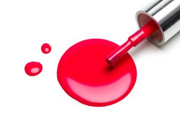 nail polish over white background- Stock Photo or Stock Video of rcfotostock | RC-Photo-Stock
