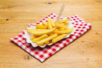 Netherlands fries with fork : Stock Photo or Stock Video Download rcfotostock photos, images and assets rcfotostock | RC-Photo-Stock.: