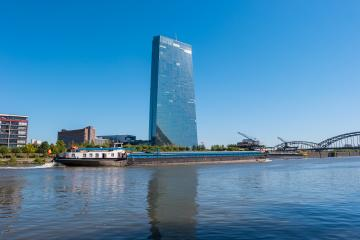new headquarters of the European Central Bank or ECB in Frankfurt am Main- Stock Photo or Stock Video of rcfotostock   RC-Photo-Stock