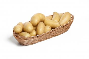New potato isolated on white background  : Stock Photo or Stock Video Download rcfotostock photos, images and assets rcfotostock | RC-Photo-Stock.: