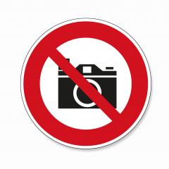 No cameras allowed. No taking pictures, no photographs, prohibition sign, on white background. Vector illustration. Eps 10 vector file.- Stock Photo or Stock Video of rcfotostock | RC-Photo-Stock