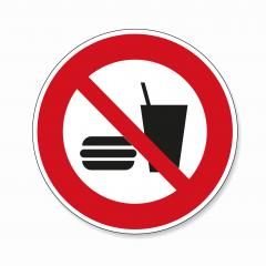 No food allowed. No eating and drinking in this area, prohibition sign, on white background. Vector illustration. Eps 10 vector file.- Stock Photo or Stock Video of rcfotostock | RC-Photo-Stock