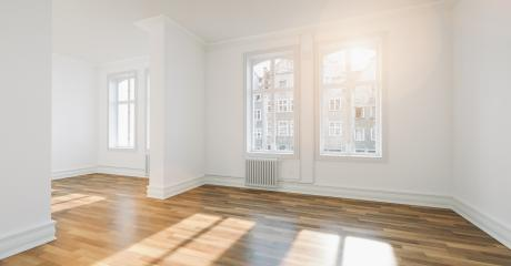 Oak parquet in old empty Berlin stucco room : Stock Photo or Stock Video Download rcfotostock photos, images and assets rcfotostock | RC-Photo-Stock.:
