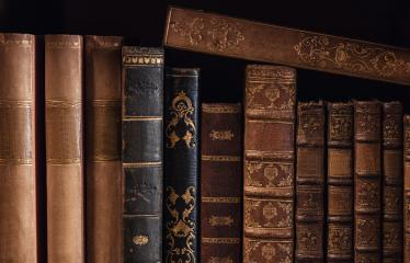 old Books in a bookshelf- Stock Photo or Stock Video of rcfotostock | RC-Photo-Stock