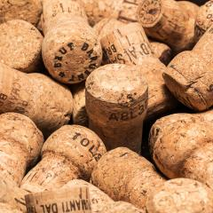 old champagne corks- Stock Photo or Stock Video of rcfotostock | RC-Photo-Stock