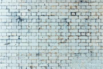 Old dirty white brick wall background- Stock Photo or Stock Video of rcfotostock | RC-Photo-Stock