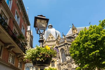 old town of aachen- Stock Photo or Stock Video of rcfotostock   RC-Photo-Stock