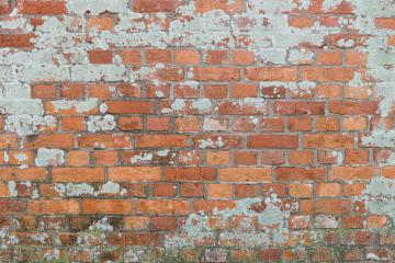 Old weathered red Brick Wall Background- Stock Photo or Stock Video of rcfotostock | RC-Photo-Stock