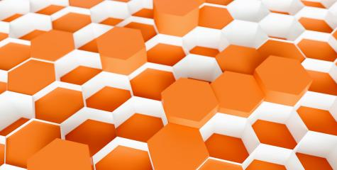 orange Hexagon honeycomb Background - 3D rendering - Illustration  : Stock Photo or Stock Video Download rcfotostock photos, images and assets rcfotostock | RC-Photo-Stock.: