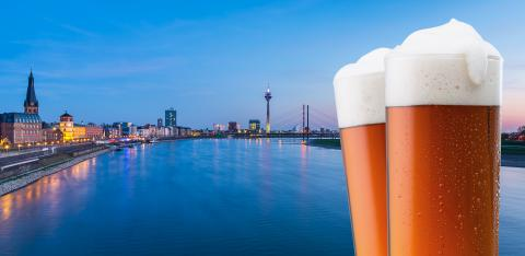 original old beer from Dusseldorf - Stock Photo or Stock Video of rcfotostock | RC-Photo-Stock