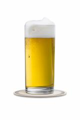 overflowing beer in a glass with on a beermat- Stock Photo or Stock Video of rcfotostock | RC-Photo-Stock